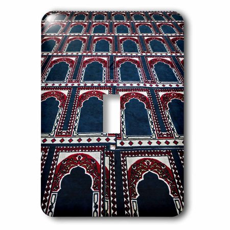 3dRose Pattern of prayer rugs, Islamic mosque, Cairo, Egypt-AF14 AJE0030 - Adam Jones, 2 Plug Outlet Cover