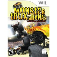 Monster Trux Arenas (Wii)