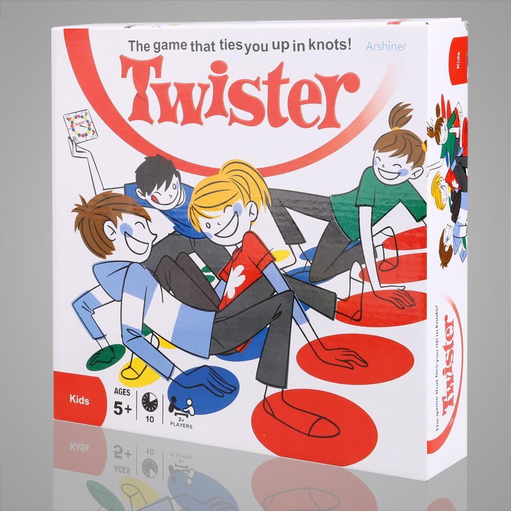 Twister The Classic Game Family Toy Fun Party Family Gift 2 - 6 Players