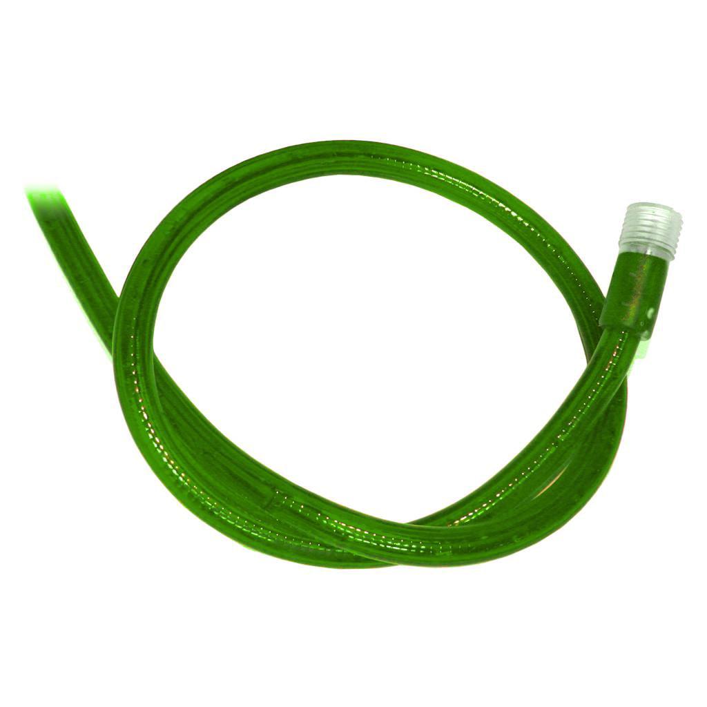 Vickerman X491844 18 ft.  Green LED RopeLt 13mm 2 inch BulbSp