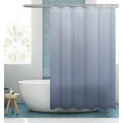 "Mainstays 72"" x 72"" Ombre Shower Curtain"