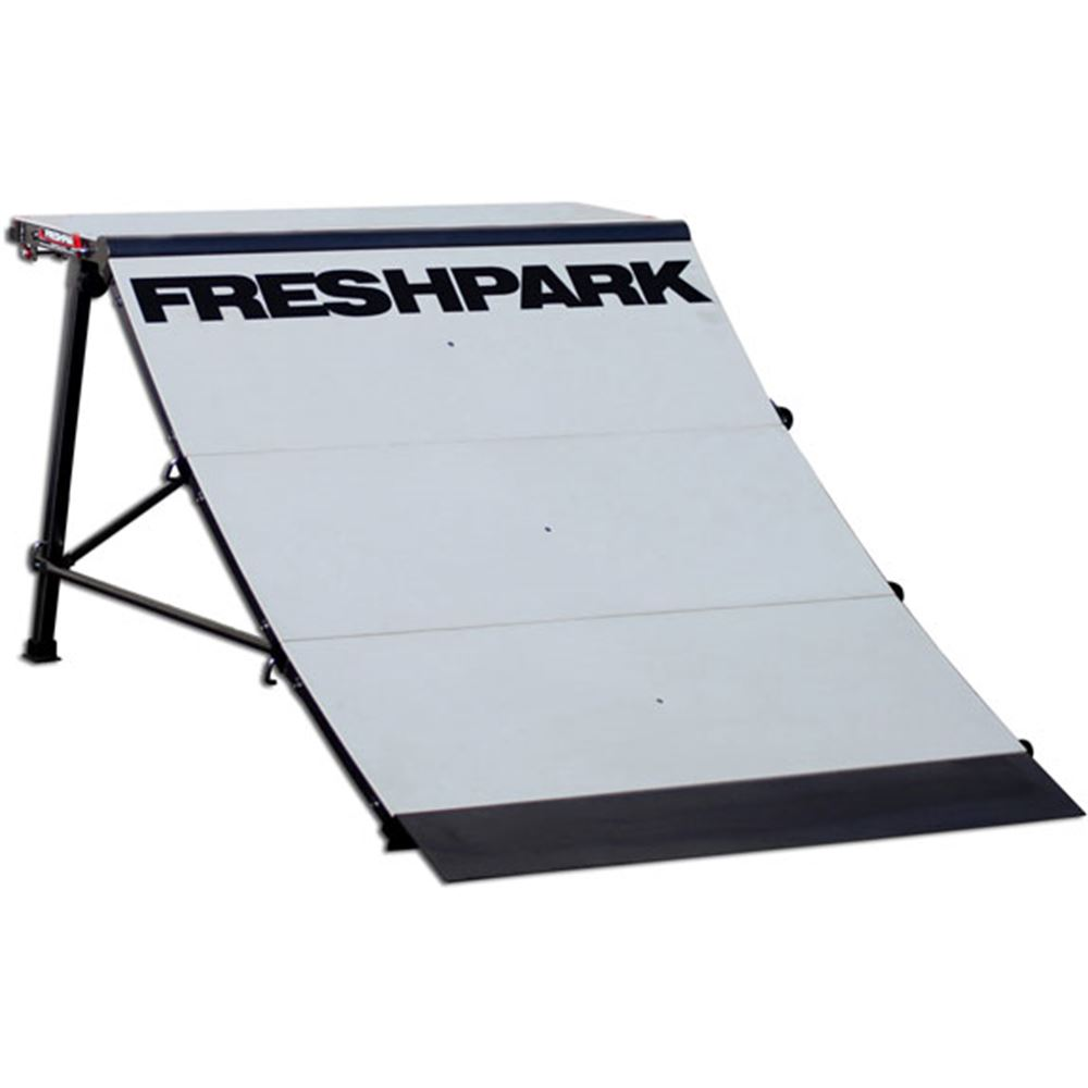 Freshpark 3 ft. Skateboard Quarter Pipe Obstacle