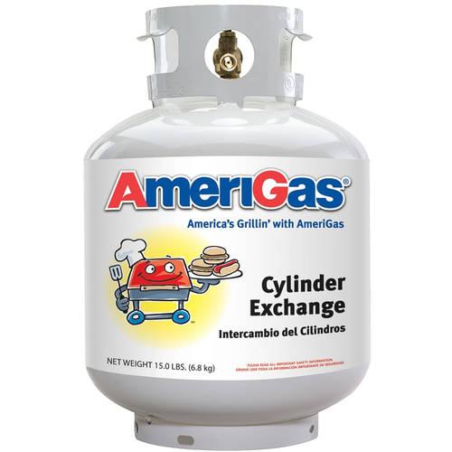 Amerigas PPX Plus Exchange 15-Pound Cylinder