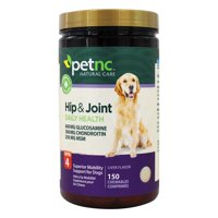 PetNC - Hip & Joint Daily Health Level 4 For Dogs Liver Flavor - 150 Chewables