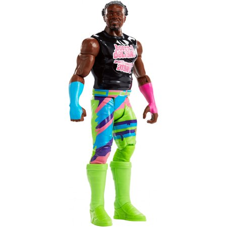 WWE Tough Talkers Total Tag Team Xavier Woods Action