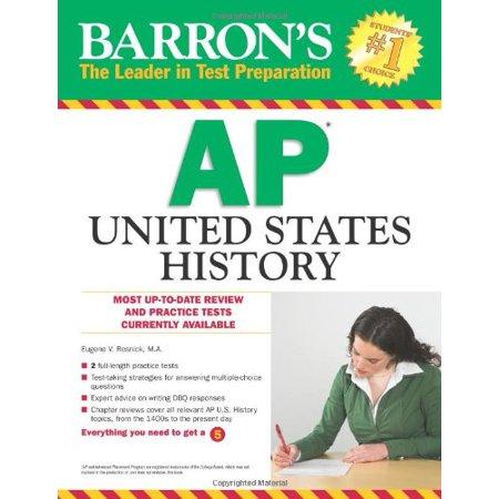 Barron's AP United States History (United States History Preparing For The Ap Exam)