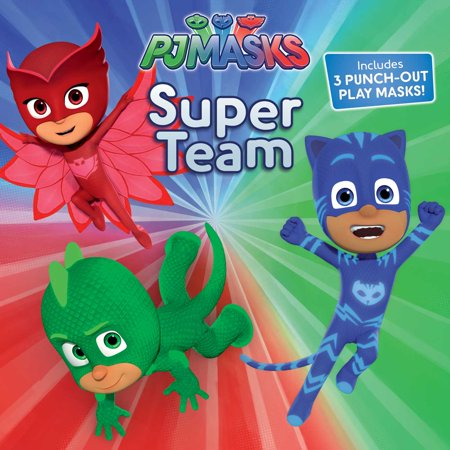 Super Team (Part of PJ Masks) Adapted Adapted by: Maggie Testa - image 4 de 4