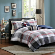 Home Essence Apartment Carson Duvet Cover Set