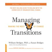 Managing Transitions, 25th anniversary edition - eBook