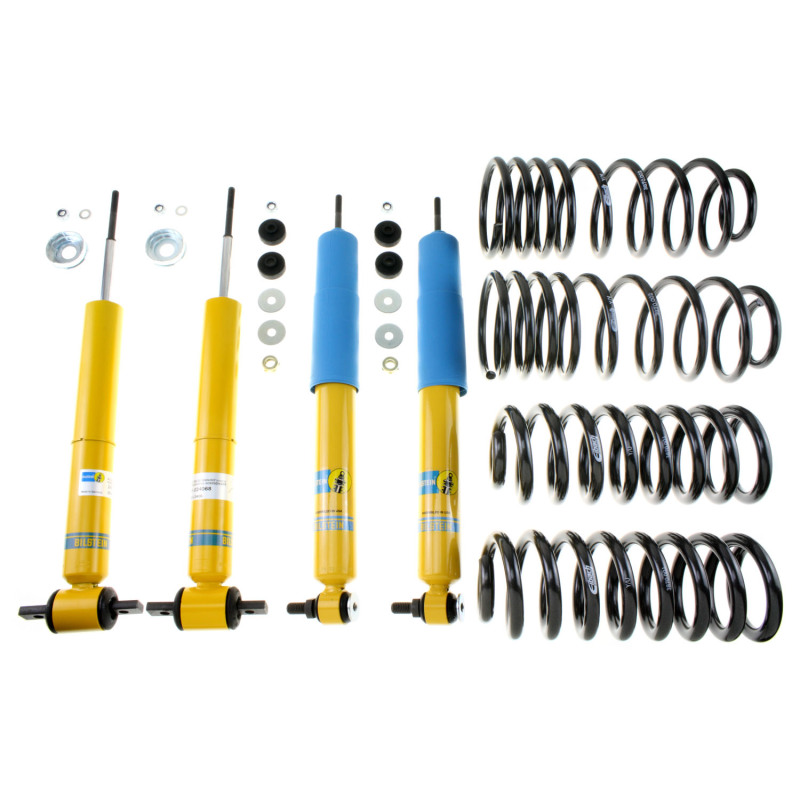 Bilstein B12 (Pro-Kit) 98-02 Chevy/Pontiac Camaro Z28/Firebird V8 5.7L Front & Rear Suspension Kit