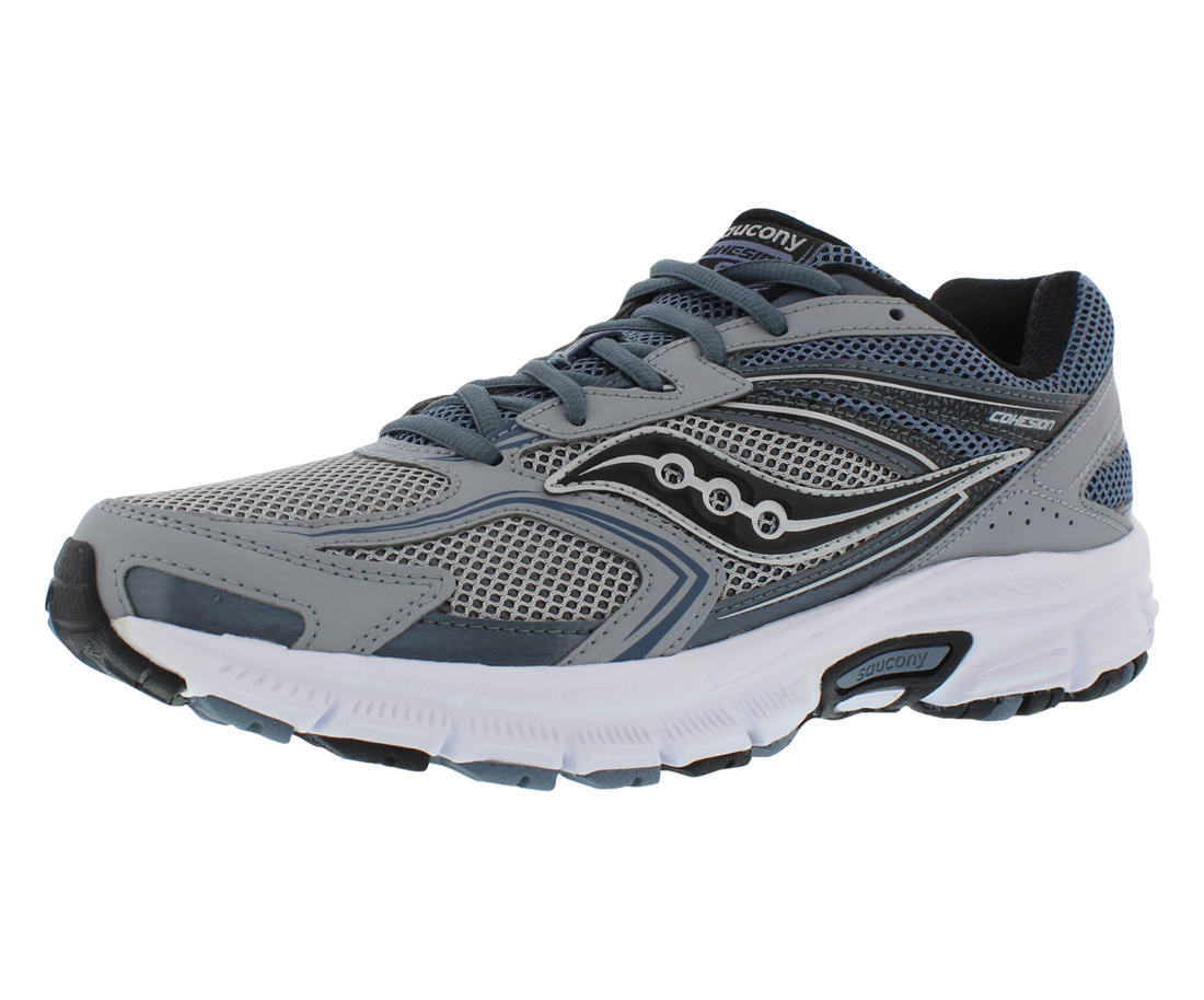 Saucony Grid Cohesion 9 Running Men's Shoes Size by