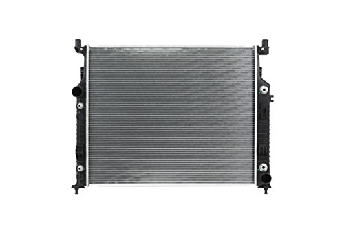 Radiator Cooling Direct Fit//For 13359 07-12 Mercedes-Benz GL-Class 06-11 ML320 CDI//M320 Bluetec//M350 Bluetec//ML500 With Tow Package //ML550
