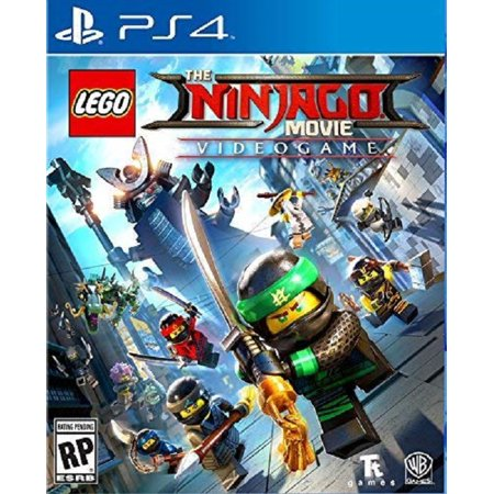 LEGO Ninjago Movie Video Game, Warner Bros, PlayStation 4
