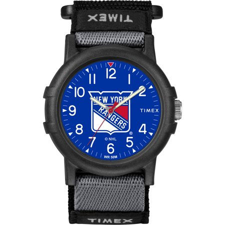 Timex - NHL Tribute Collection Recruite Youth Watch, New York Rangers