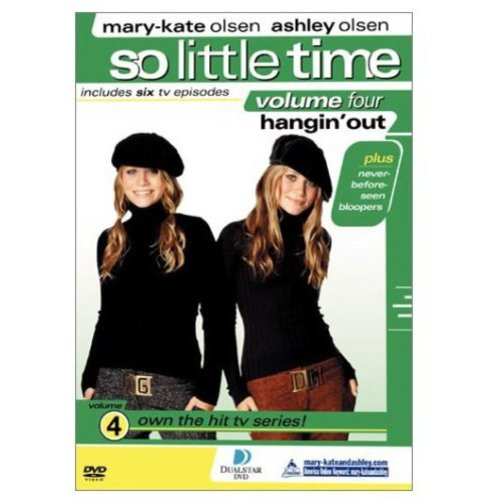 So Little Time: Volume 4: Hangin' Out