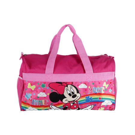Size one size Kids' Minnie Mouse Travel Duffle Bag, (One Travel Bag)