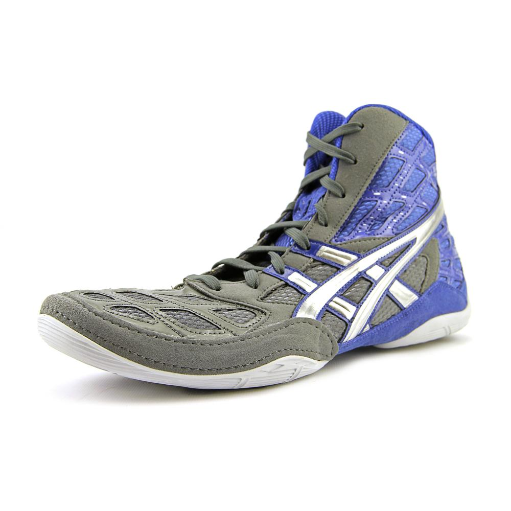 Asics Split Second 9 Mens Graphite/Silver Sneakers