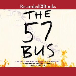 The 57 Bus - Audiobook