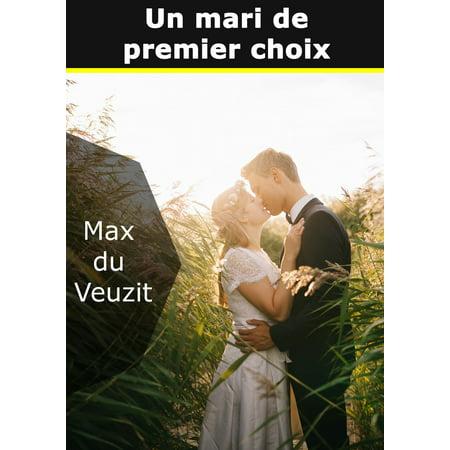 Un mari de premier choix - eBook
