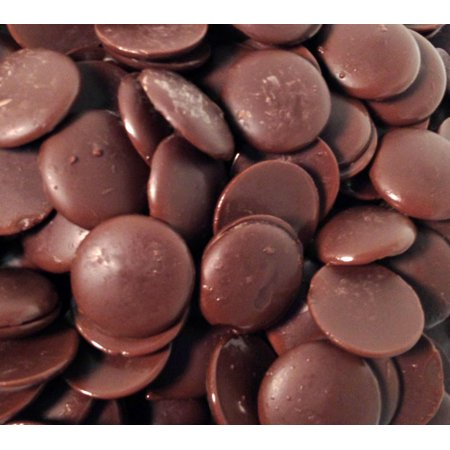 Merckens Milk Chocolate Coating Melting Wafers, 4 Pounds