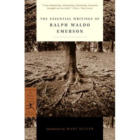 The Essential Writings of Ralph Waldo Emerson -