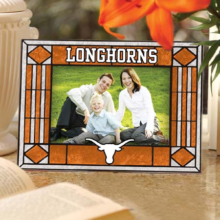 The Memory Texas Landscape Art Glass Picture Frame