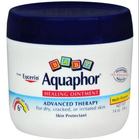 Aquaphor guérison bébé Pommade, Advanced Therapy (14 oz Lot de 2)