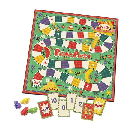 Picnic Party An Early Math Game  Help Your Child Develop Key Skills Needed For Success In School By Playing This Ant Tastic Game