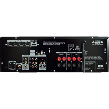 Sony Str Dh550 5 2 Channel Home Theater Receiver