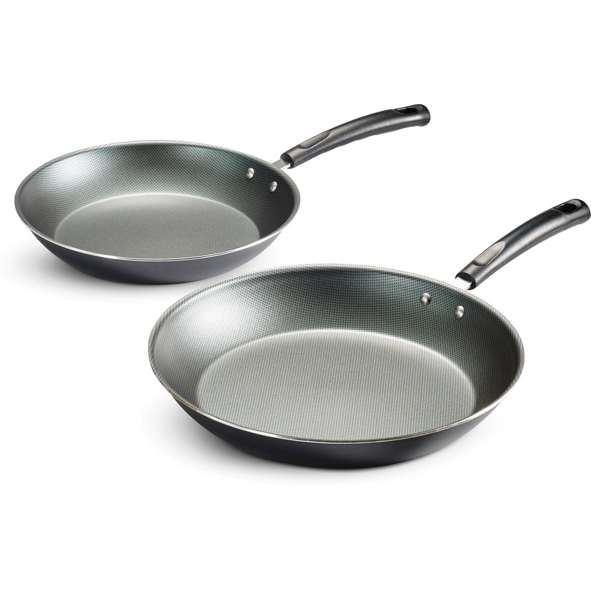 Cookware gt see more select by calphalon ceramic nonstick 8 inch an - Tramontina Primaware 2 Piece Nonstick Saute Pan Set Steel Gray