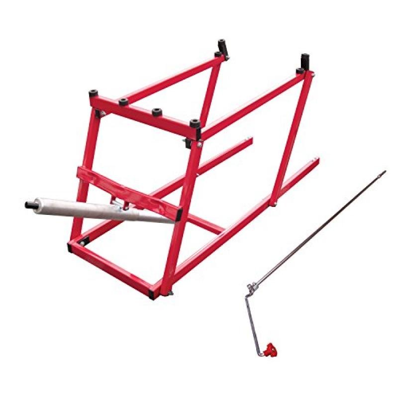 Extreme Max PRO SNOWMOBILE LIFT STAND) Snowmobile Lift