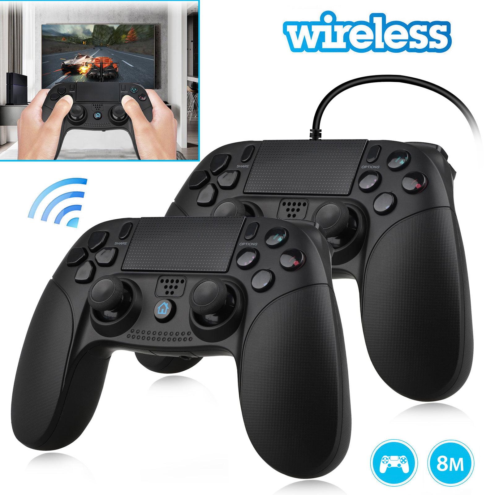 Ps4 Controller Wireless Wired Joysticks Eeekit Dual Shock 4 Game