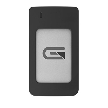 Glyph Atom RAID Silver, 2TB SSD, USB-C (3.1, Gen 2), USB 3.0, Compatible with Thunderbolt (Best 2tb Hard Drive For Raid)
