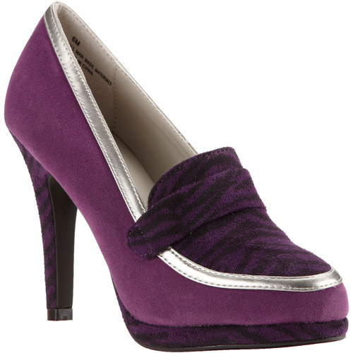 Mo Mo Women's Envoy Platform Oxford Pumps
