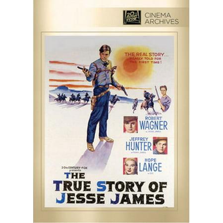 The True Story Of Jesse James (DVD)