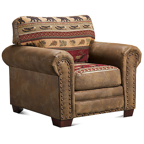 Dawson Heritage Furniture Sierra Lodge Collection Chair