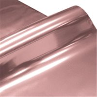 Cindus 78689 30 in. x 5 ft. Cellophane Wrap Roll - Metallic Ma & Silver