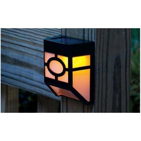 Balcony Deck (Outdoor Solar Patio Stairwell Balcony Deck Accent Lights)