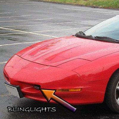 Front Fog Light Bulb For 1993-2002 Pontiac Firebird 1994 1995 1996 1997 J187QM