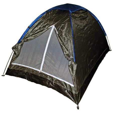 7 X 5 Feet Two Person Backpackers Festival Camping Dome Tent -