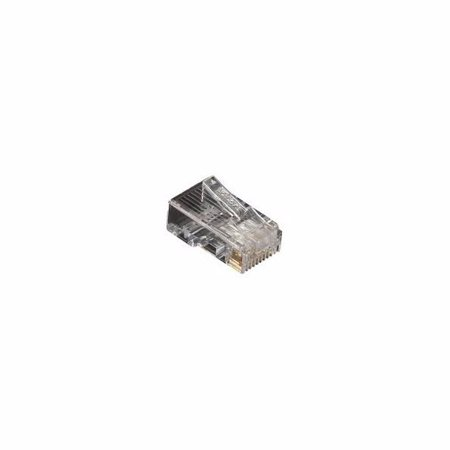 Black Box Network Services Cat5e Modular Plugs  Rj 45  50 Pack