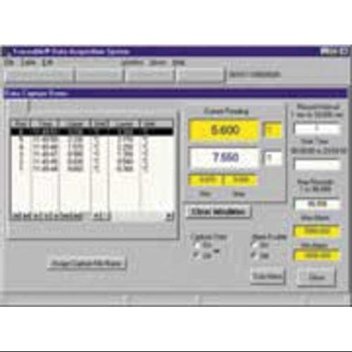 TRACEABLE 4136 Cable Software, For 4137, 4189, 4330