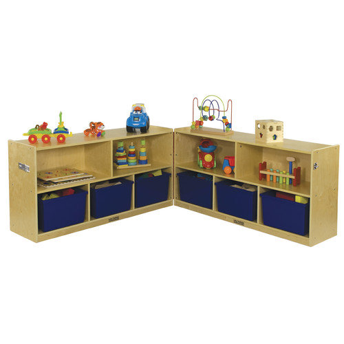 ECR4Kids 24'' Fold and Lock Cabinet