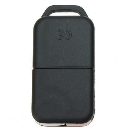 1 Button Uncut Blade Key Shell Case Fob For Hidden W168 W124 W202 1984-2004 US - image 2 de 6