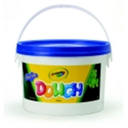 Crayola Non-Toxic Modeling Dough - 3 Lbs.  Pail, Blue
