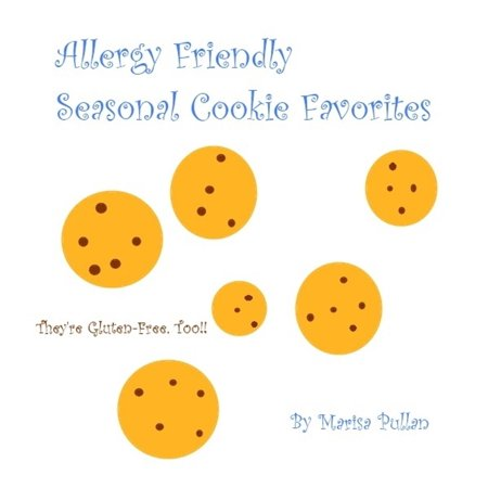 Allergy Friendly Seasonal Cookie Favorites - eBook - Allergy Friendly Halloween Snacks