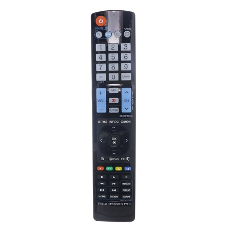 Replacement TV Remote Control for LG HTZ210TS Television - image 2 of 2