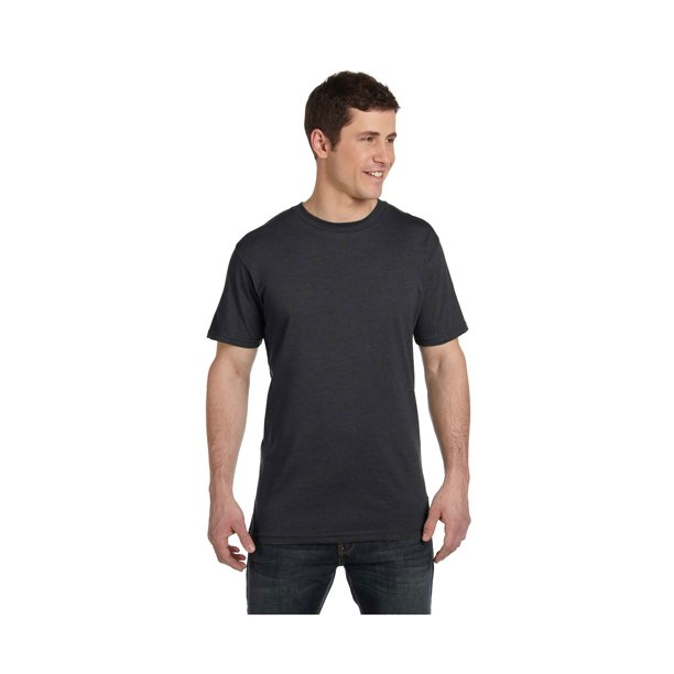 Econscious Men's Blended Rib Neck Eco T-Shirt, Style EC1080