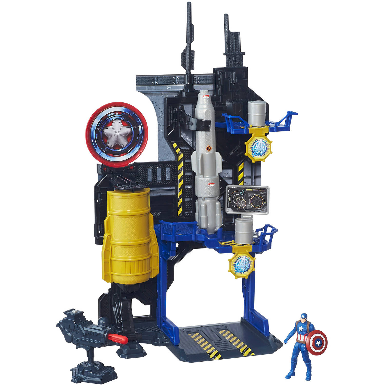 Marvel Captain America Bunker
