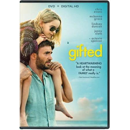 Gifted (DVD + Digital)